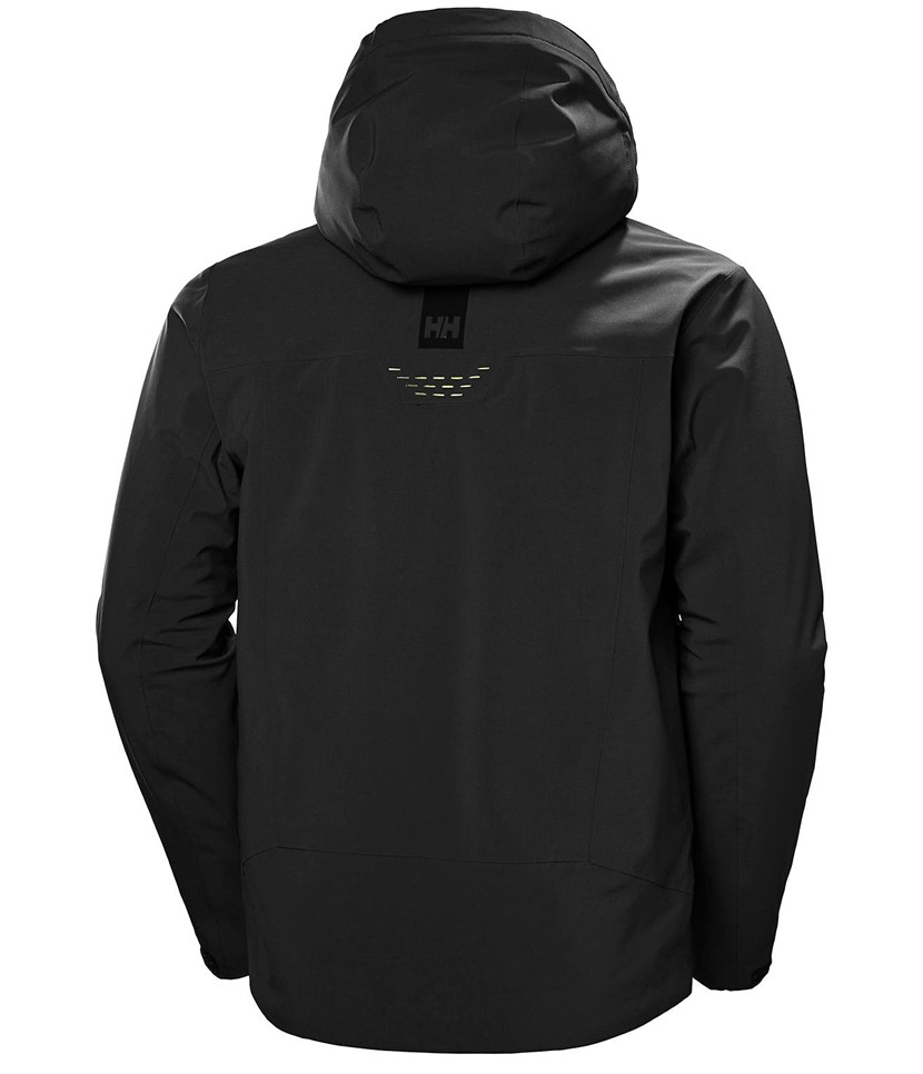 Helly Hansen Alpha Lifaloft Jacket-Black 2.