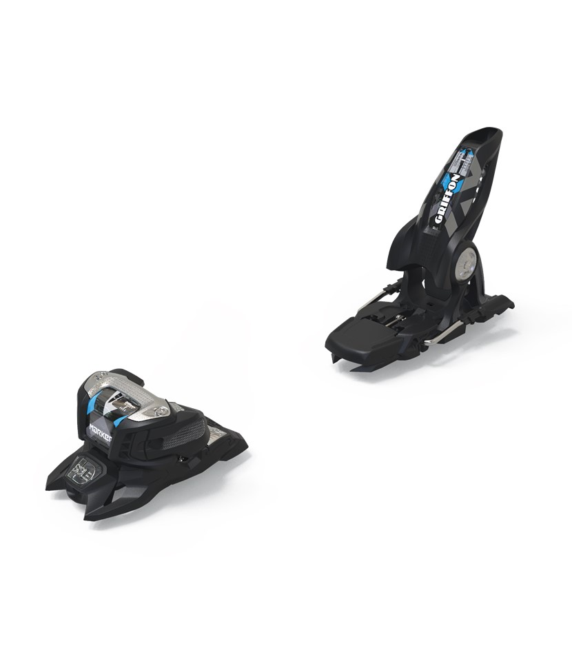 Marker Griffon 13 ID Black Ski Bindings