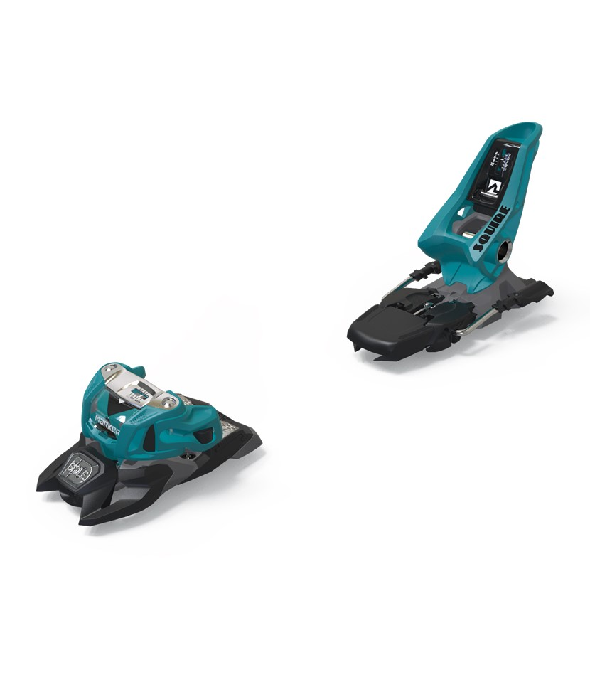 Marker Squire 11 ID Teal/Black Ski Binding