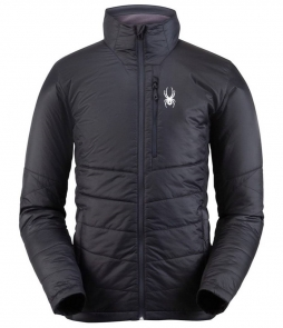 Spyder Glissade Insulator Jacket-Black