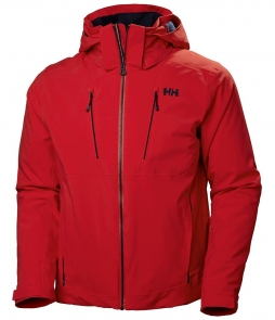 Helly Hansen Alpha 3.0 Jacket-Alert Red