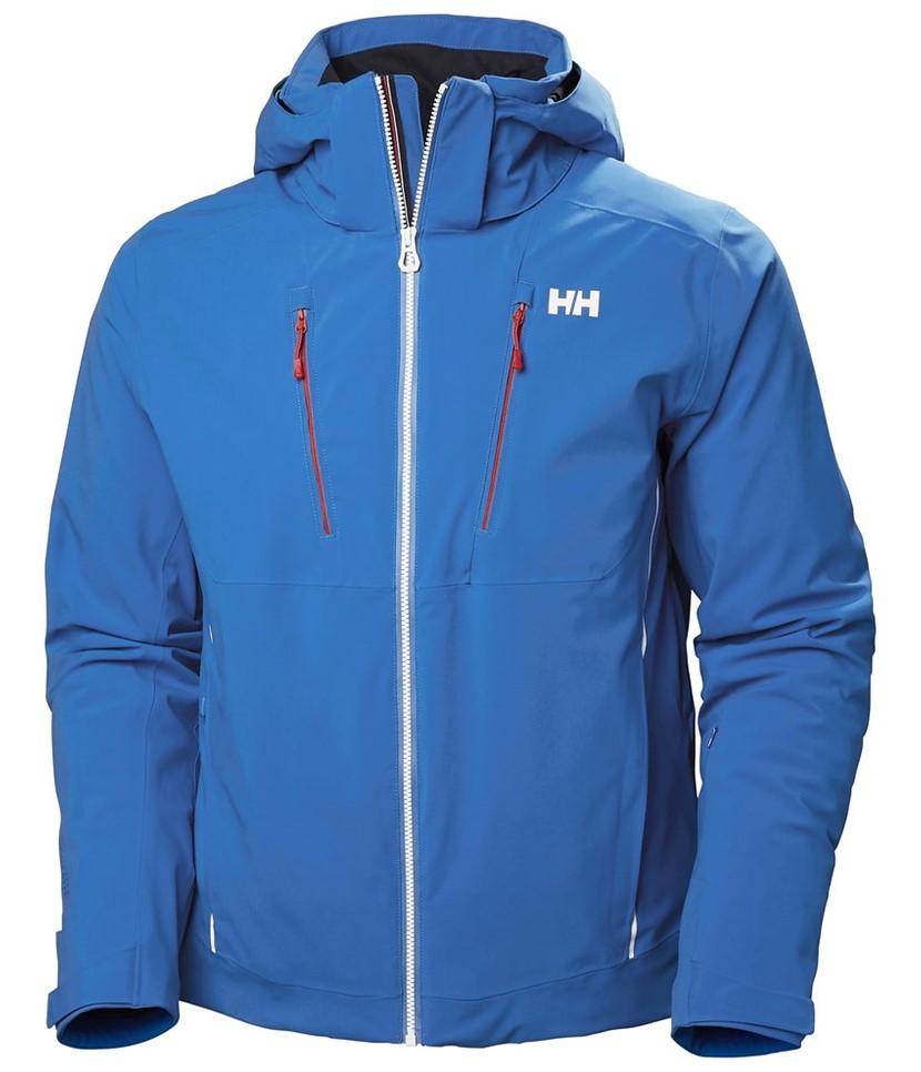 Helly Hansen Alpha 3.0 Jacket-Electric Blue