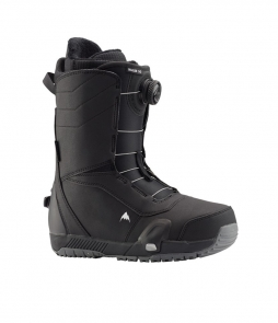 Burton Ruler Black 2021 Step On Boots