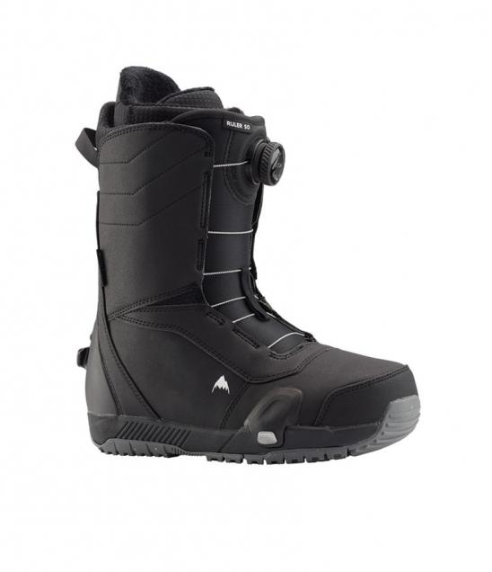 Burton Ruler Black 2021 Step On Boots