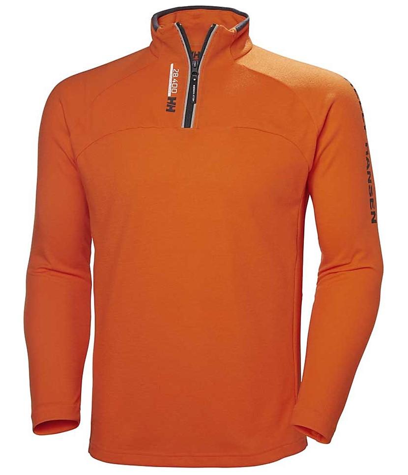 Helly Hansen HP Pullover Midlayer-Orange
