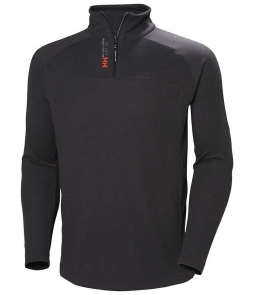 Helly Hansen HP Pullover Midlayer-Ebony