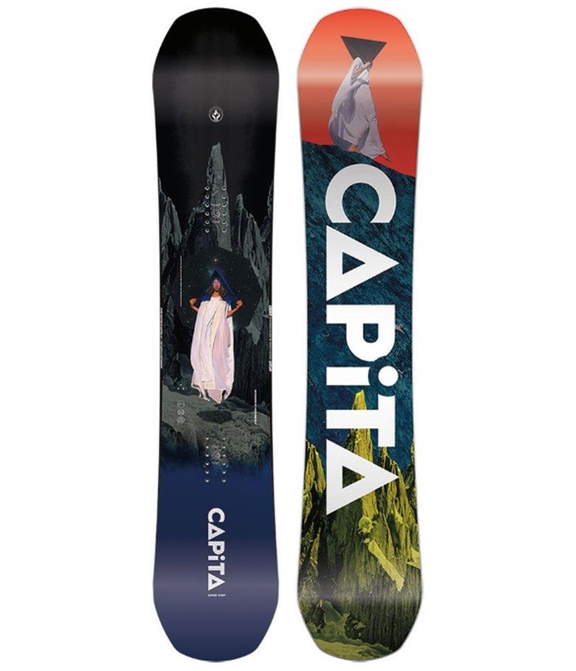 CAPiTA Defenders Of Awesome 2021 WIDE Snowboard