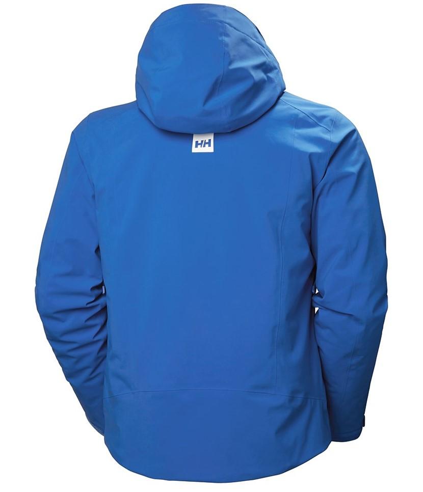 Helly Hansen Alpha 3.0 Jacket-Electric Blue 2.