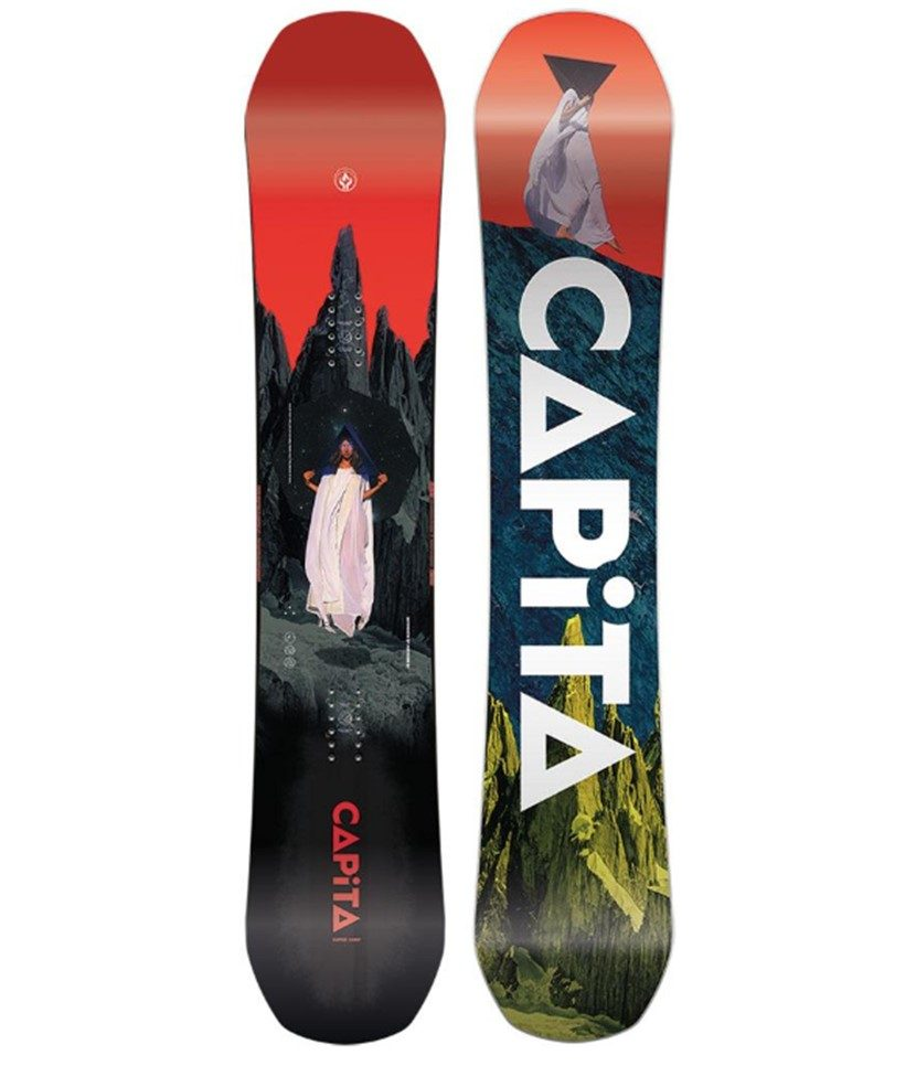 CAPiTA Defenders Of Awesome 2021 Snowboard 158cm