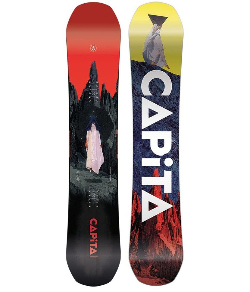 CAPiTA Defenders Of Awesome 2021 Snowboard 156cm