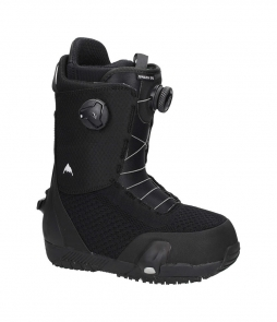 Burton Swath Black Step On Snowboard Boots 2021