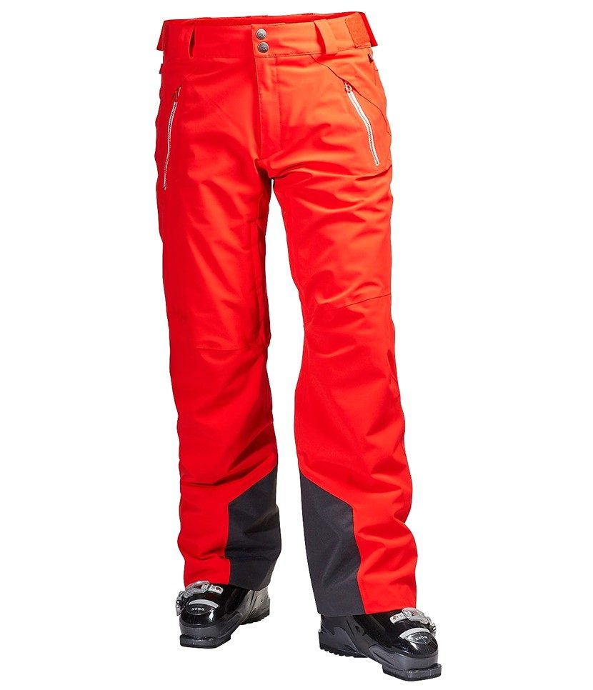 Helly Hansen Force Pant-Alert Red