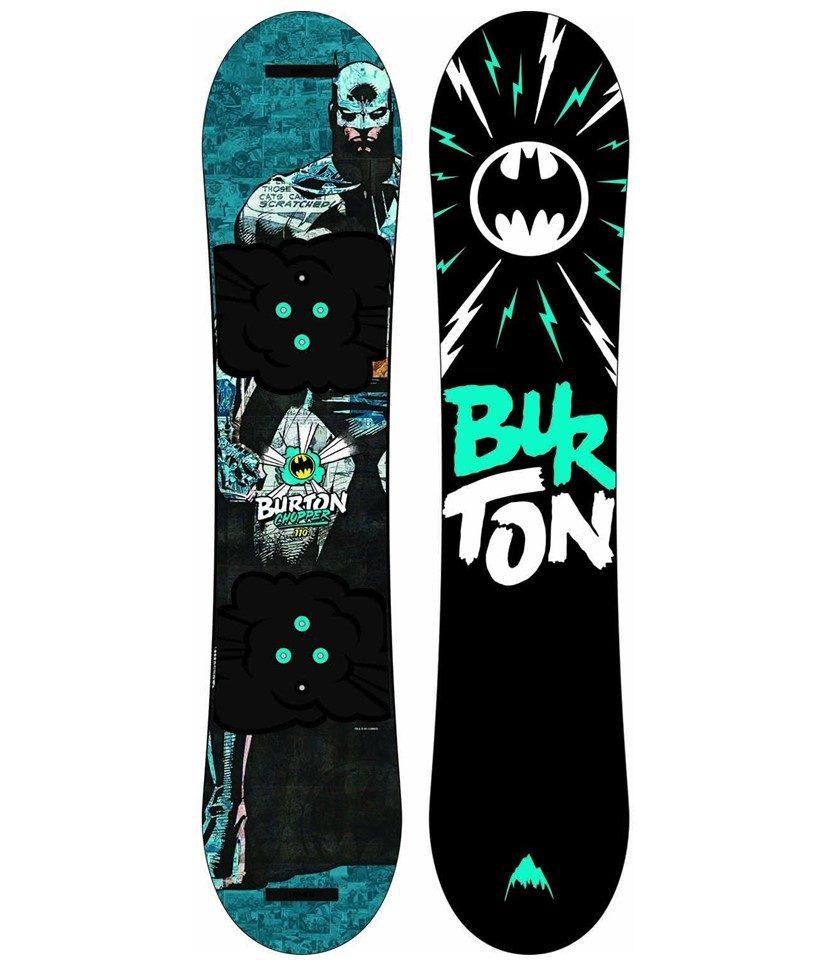 Burton Chopper 2018 DC Comics Snowboard