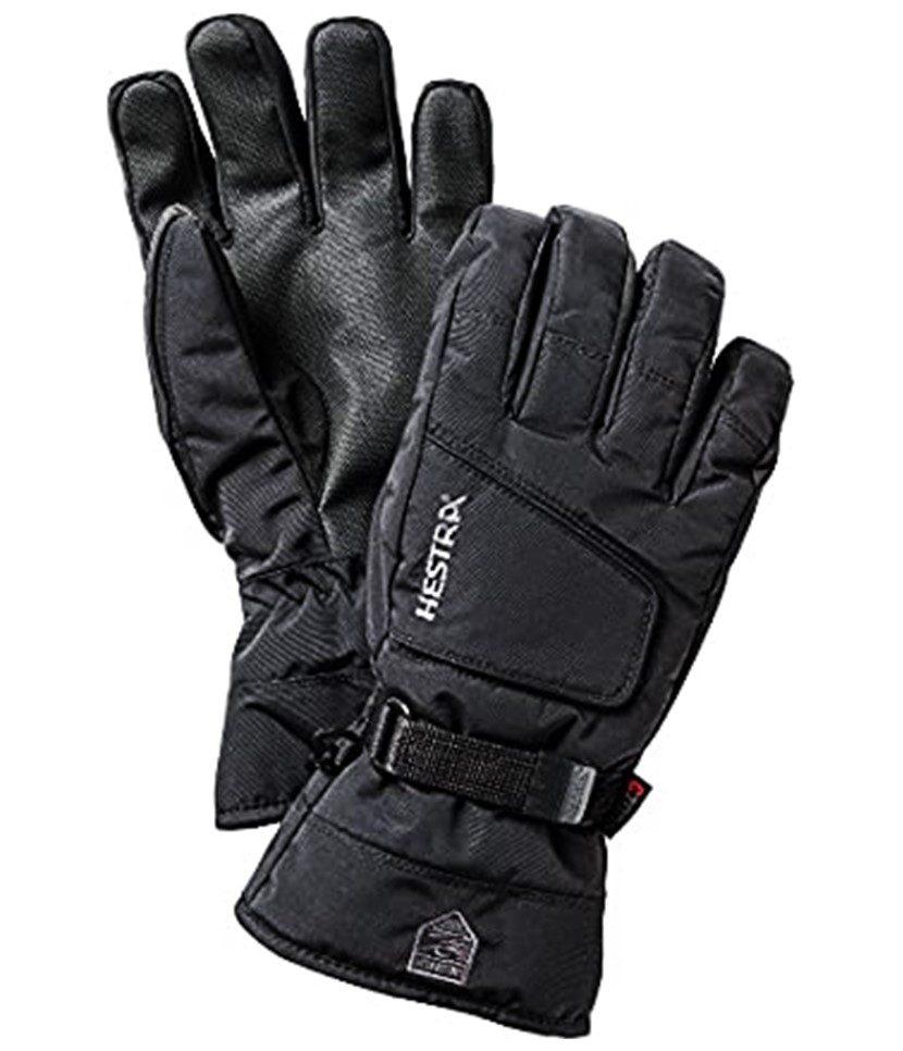 Hestra Isaberg CZone Junior Glove Black