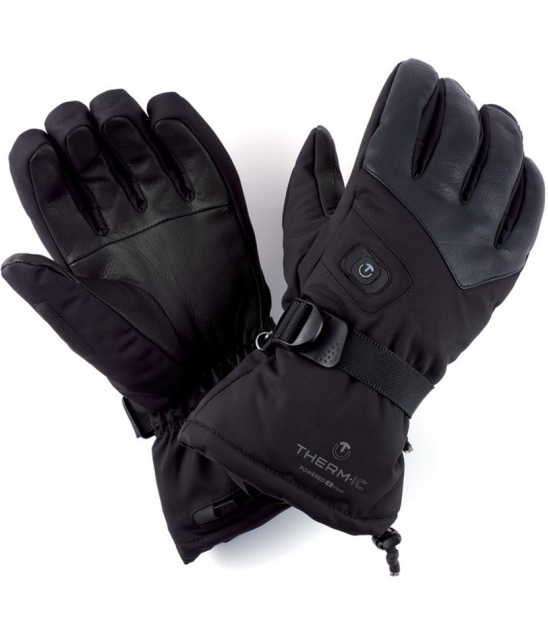 Therm-ic Heated Powergloves Mens