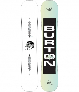 Burton Kilroy Twin 2021 Snowboard