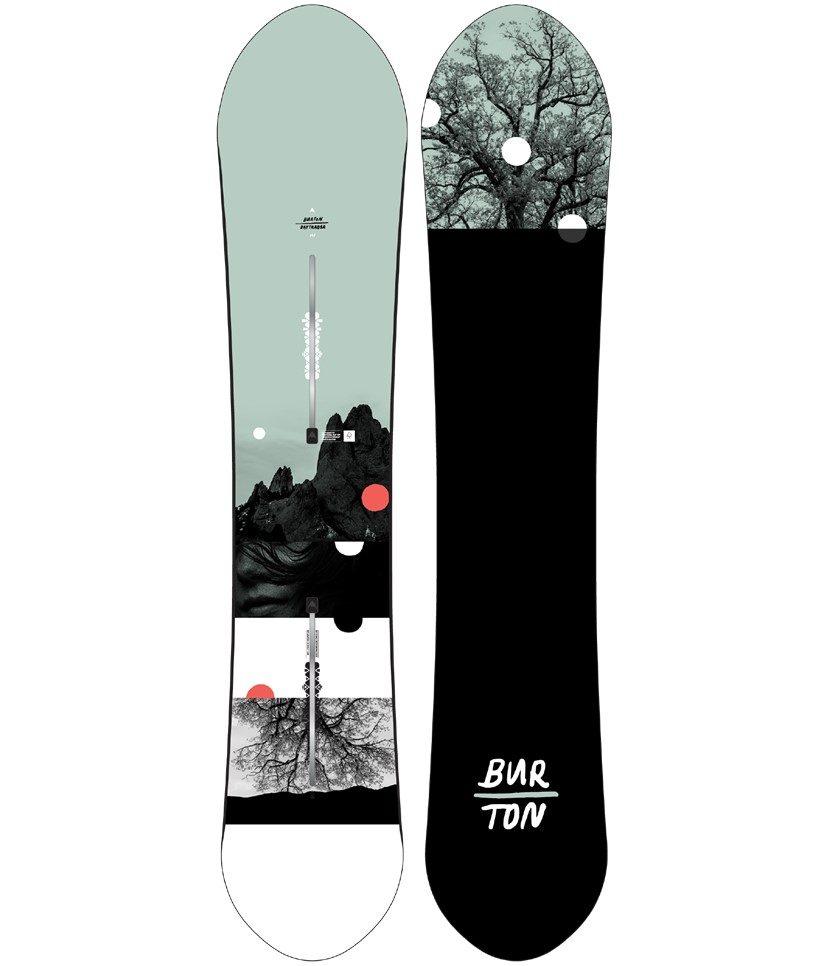 Burton Day Trader 2021 Snowboard