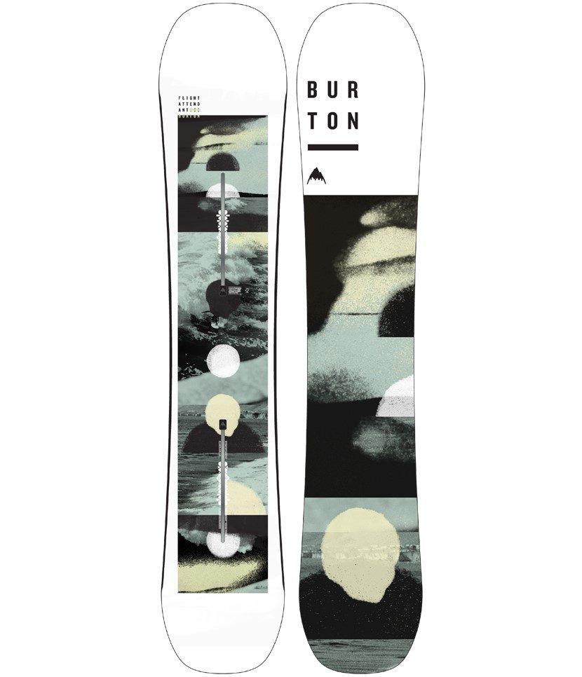 Burton Flight Attendant 2021 Snowboard