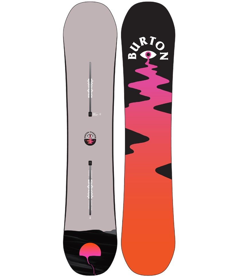 Burton Yeasayer FV 2021 Snowboard