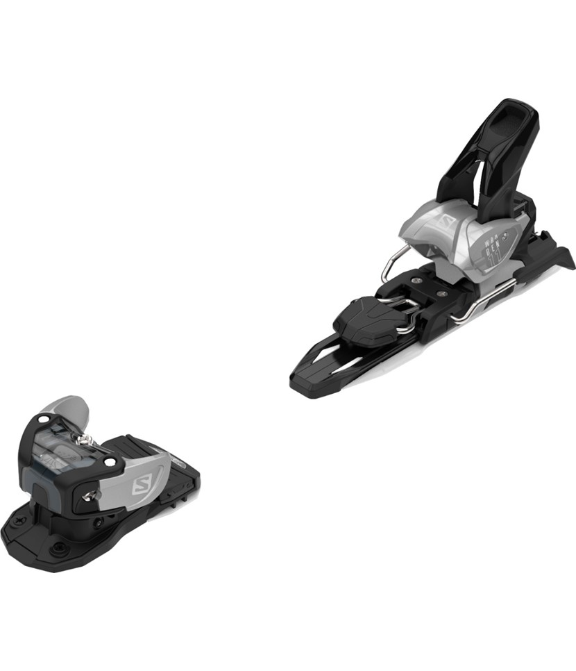 Salomon Warden MNC 11 Silver Black