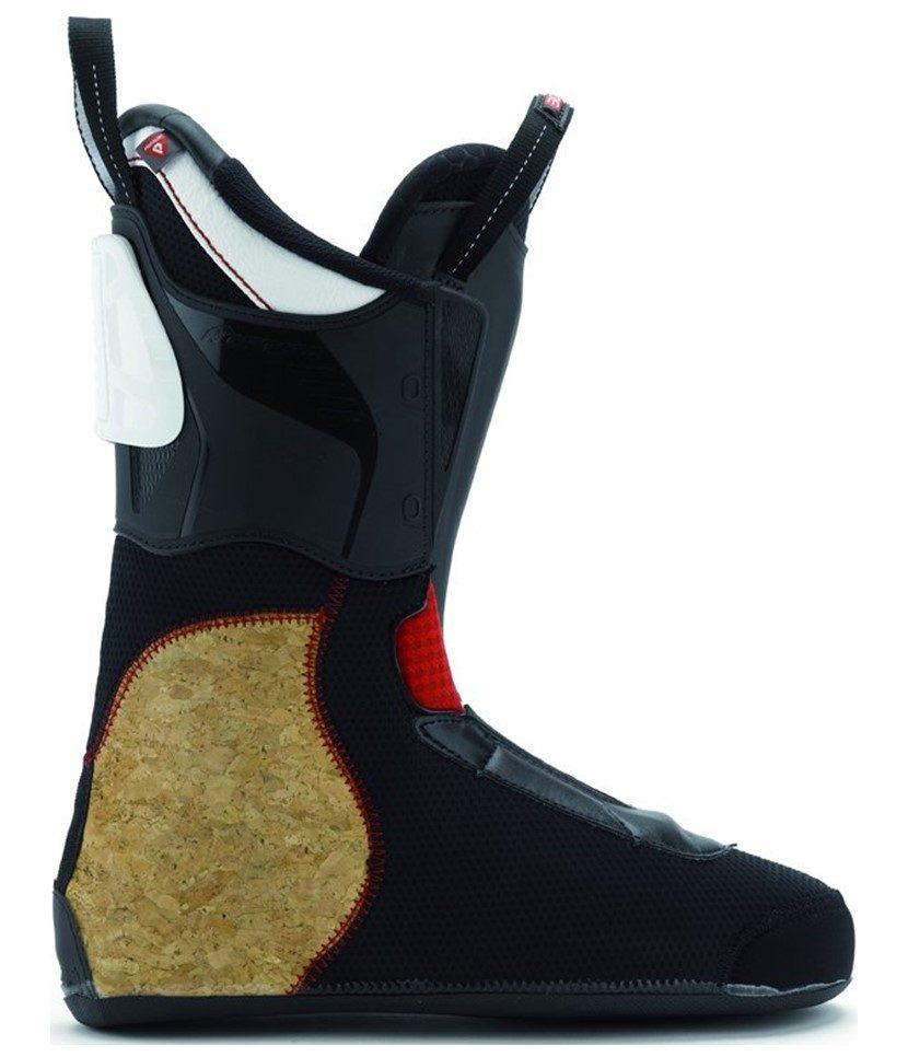 Nordica Speedmachine 110 Ski Boots Black Red 4.