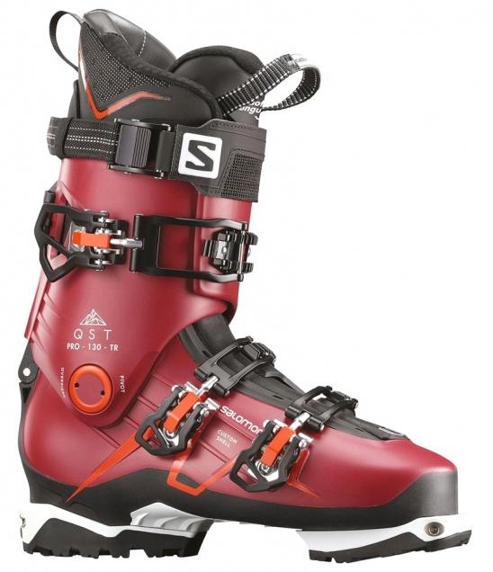 Salomon QST Pro TR 130 Ski Boots