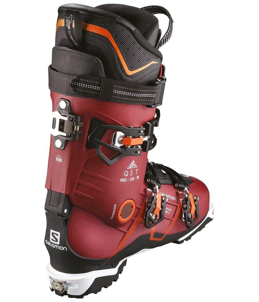 Salomon QST Pro TR 130 Ski Boots 2.