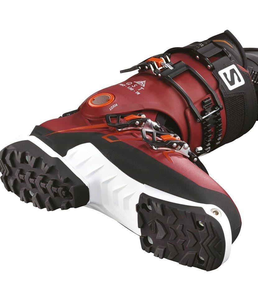 Salomon QST Pro TR 130 Ski Boots 3.