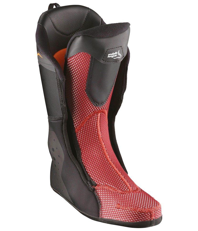 Salomon QST Pro TR 130 Ski Boots 4.