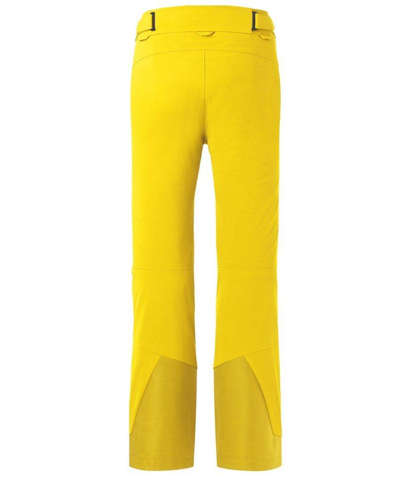 Kjus Formula Men's Pant Solar Yellow Back