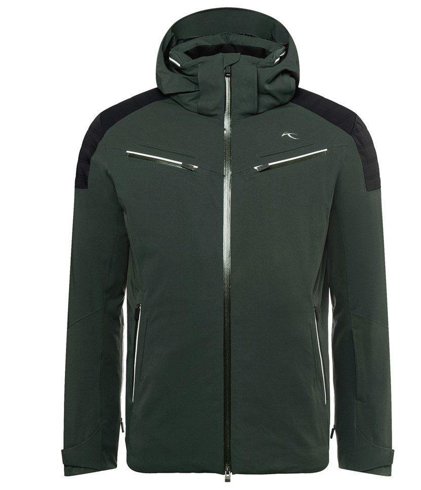 Kjus Formula Men's Jacket Dark Jet Green/Black