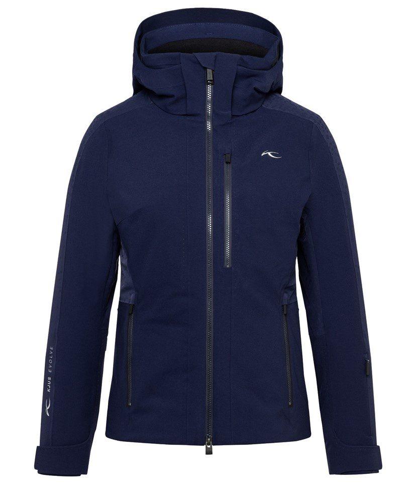 Kjus Evolve Women's Jacket Atlanta Blue