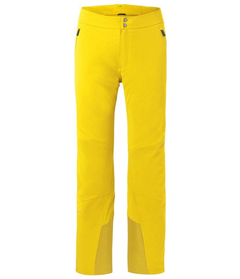 Kjus Formula Men's Pant Solar Yellow