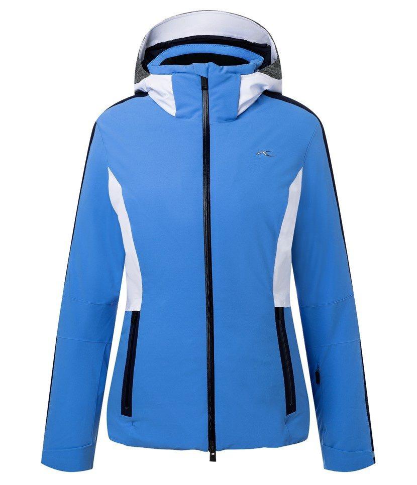 Kjus Formula Women's Jacket Periwinkle Blue/Atlanta Blue