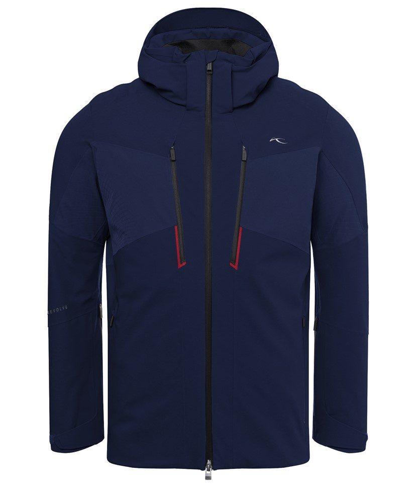Kjus Evolve Men's Jacket Atlanta Blue